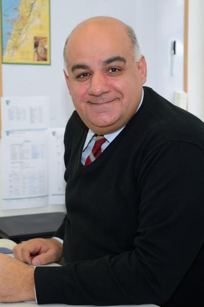 Dr. Makram Ouaiss