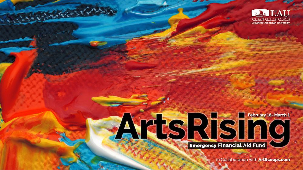 ArtsRising catalog cover