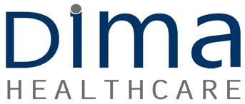 Dima Healthcare website
