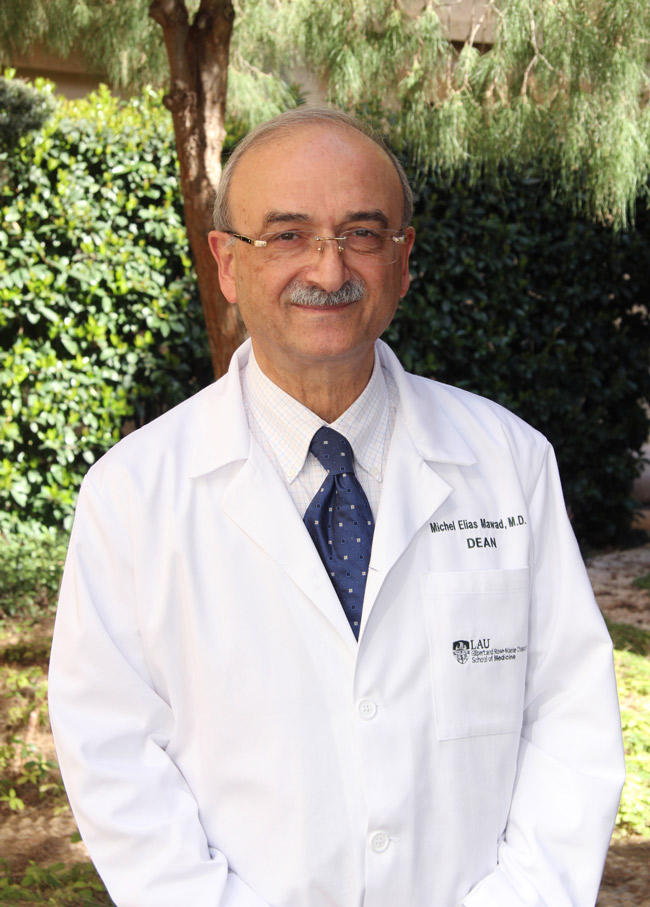Photo of Dr. Mawad