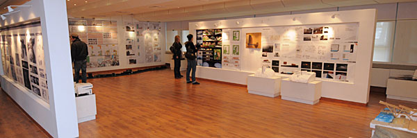 Lau news students showcase designs at end of semester for Hall showcase designs interior